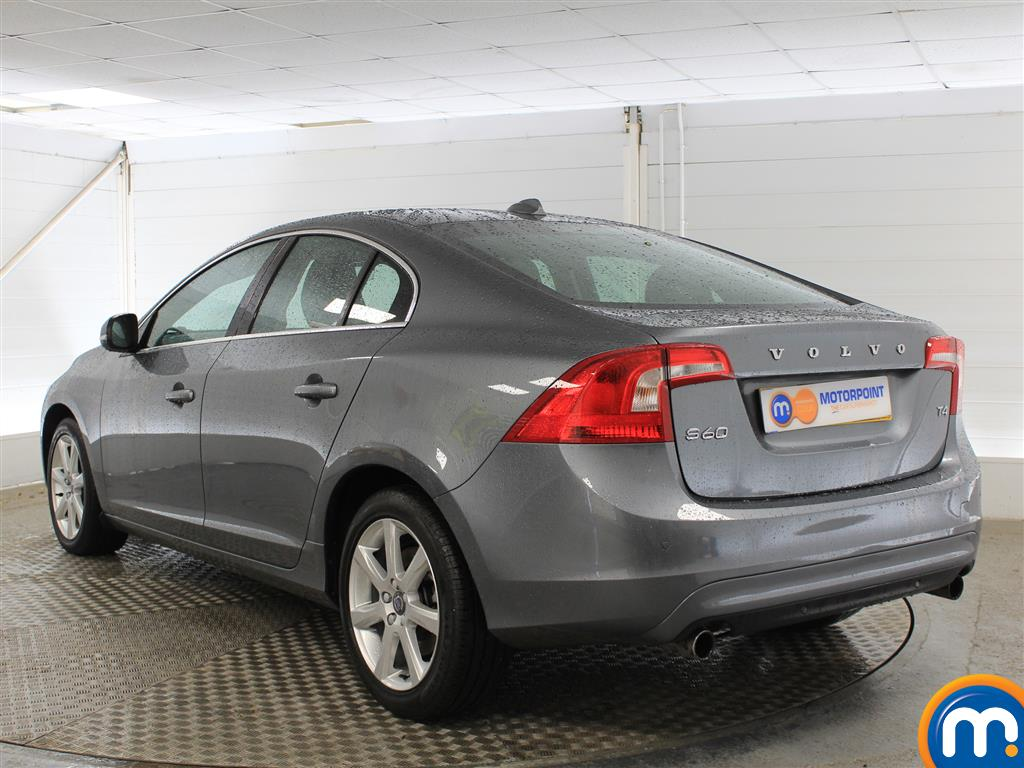 Volvo S60 Se Nav Manual Petrol Saloon - Stock Number (1005081) - Passenger side rear corner