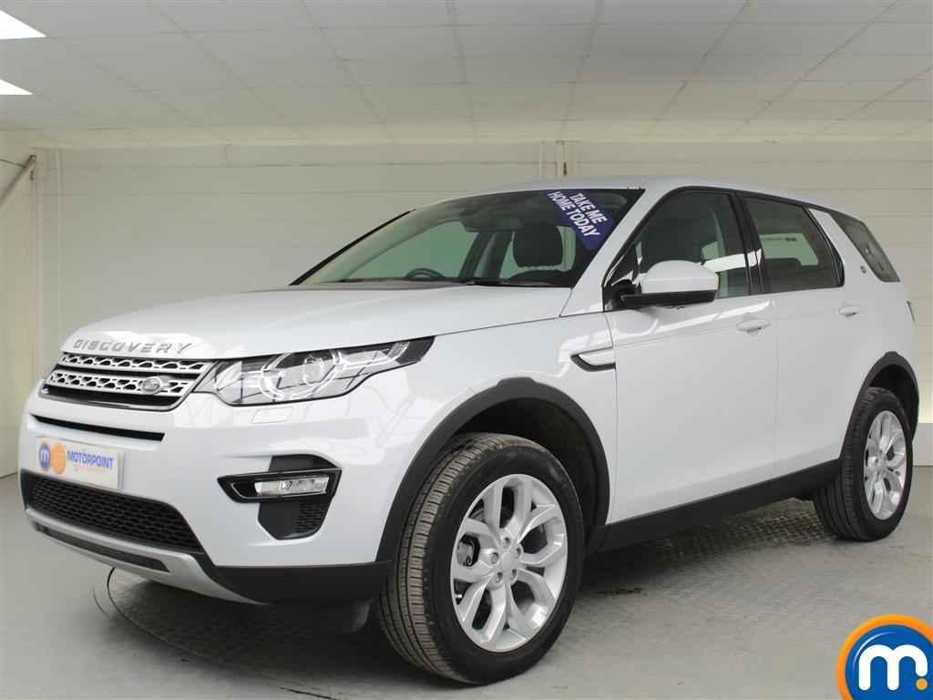 Land Rover Discovery Sport HSE - Stock Number (1011233) - Passenger side front corner