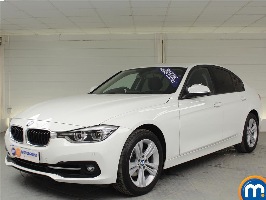 BMW 3 Series Sport - Stock Number (998948) - Passenger side front corner