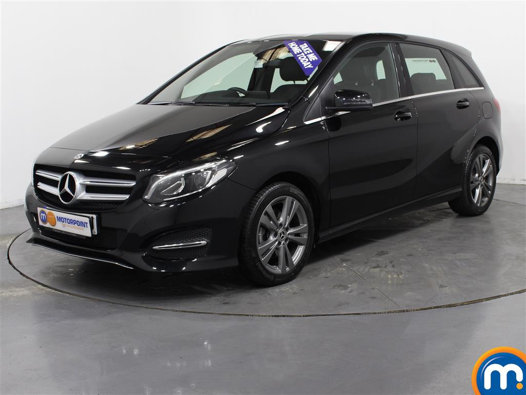 Mercedes-Benz B Class Exclusive Edition - Stock Number (1008675) - Passenger side front corner
