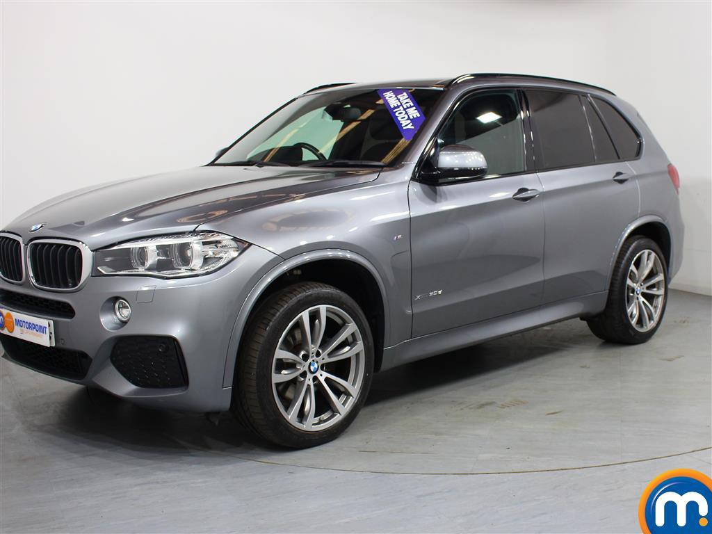 BMW X5 M Sport - Stock Number (1013751) - Passenger side front corner