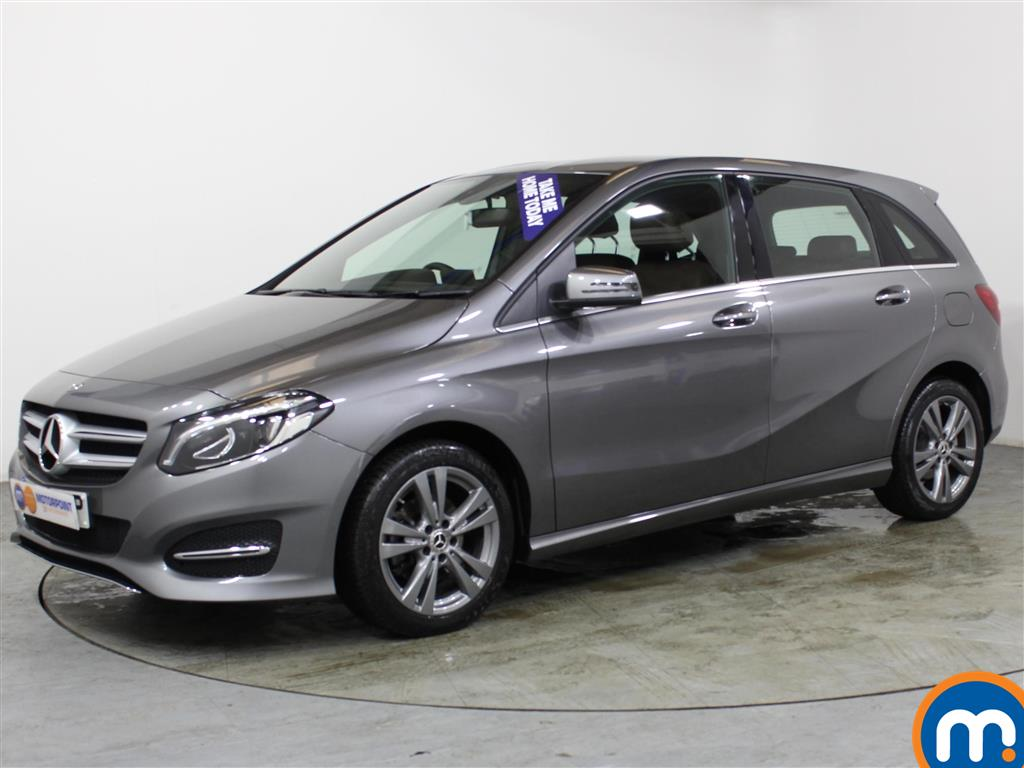 Mercedes-Benz B Class Exclusive Edition - Stock Number (1008663) - Passenger side front corner