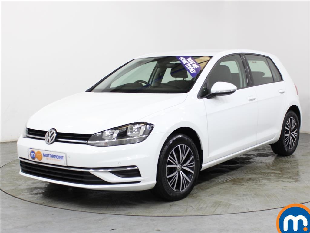 Volkswagen Golf SE - Stock Number (1017365) - Passenger side front corner