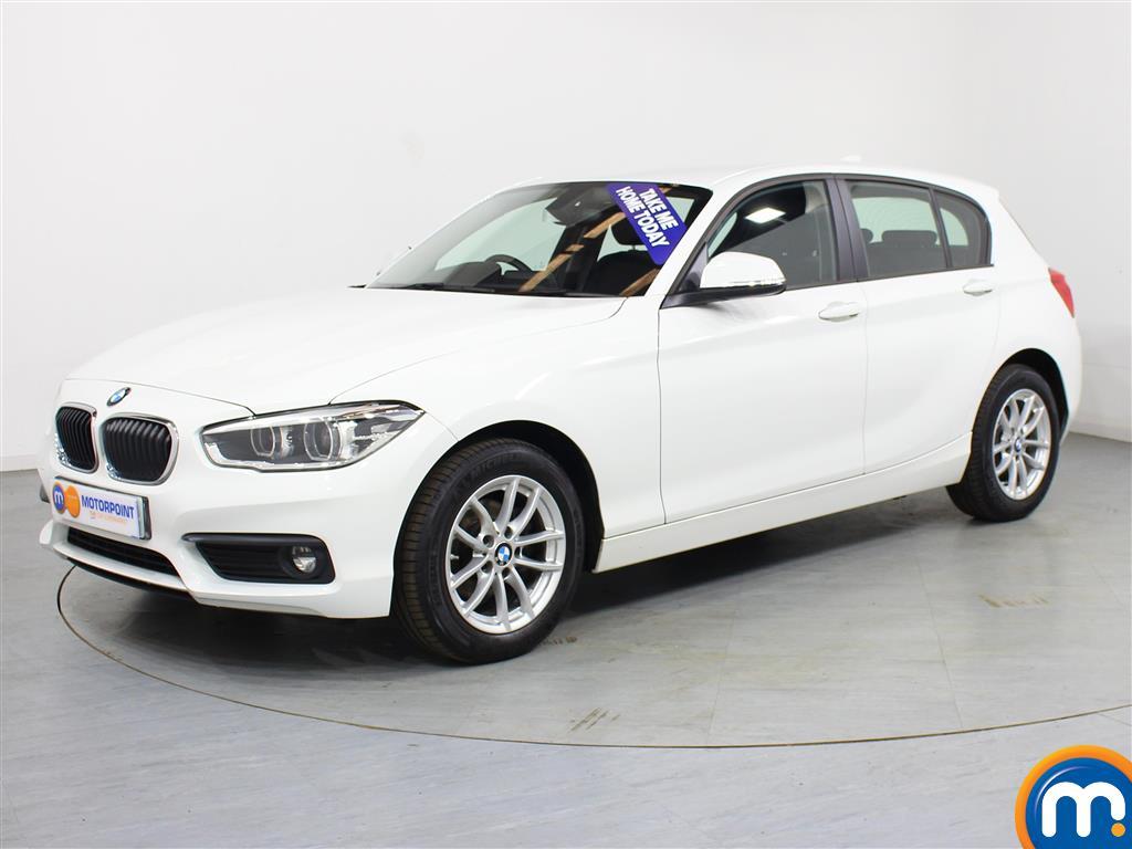 BMW 1 Series SE Business - Stock Number (1011440) - Passenger side front corner