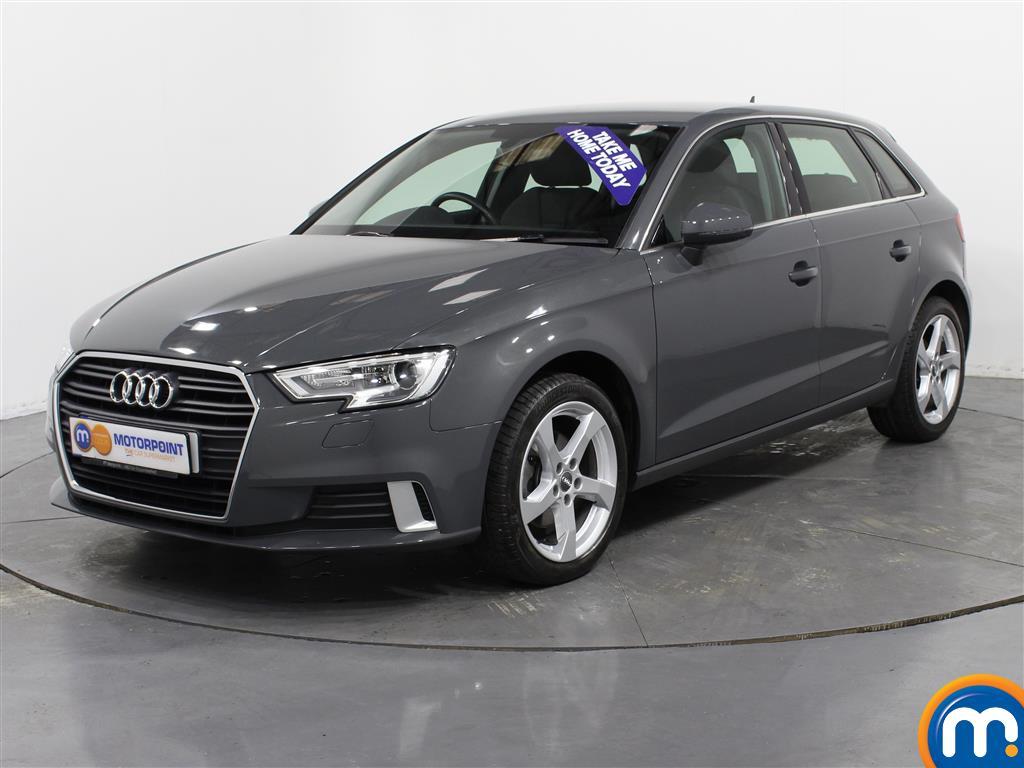 Audi A3 Sport - Stock Number (1013407) - Passenger side front corner