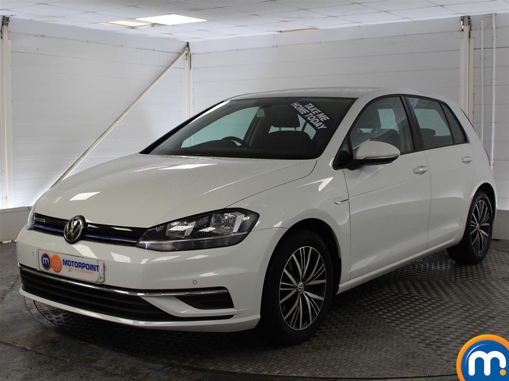 Volkswagen Golf SE - Stock Number (1019783) - Passenger side front corner