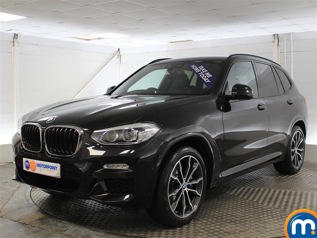 BMW X3 M Sport - Stock Number (1015923) - Passenger side front corner