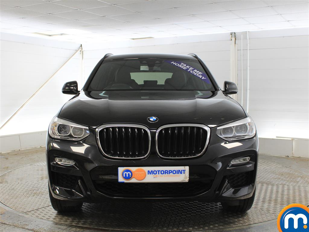 BMW X3 M Sport Automatic Diesel 4X4 - Stock Number (1015923) - Front bumper