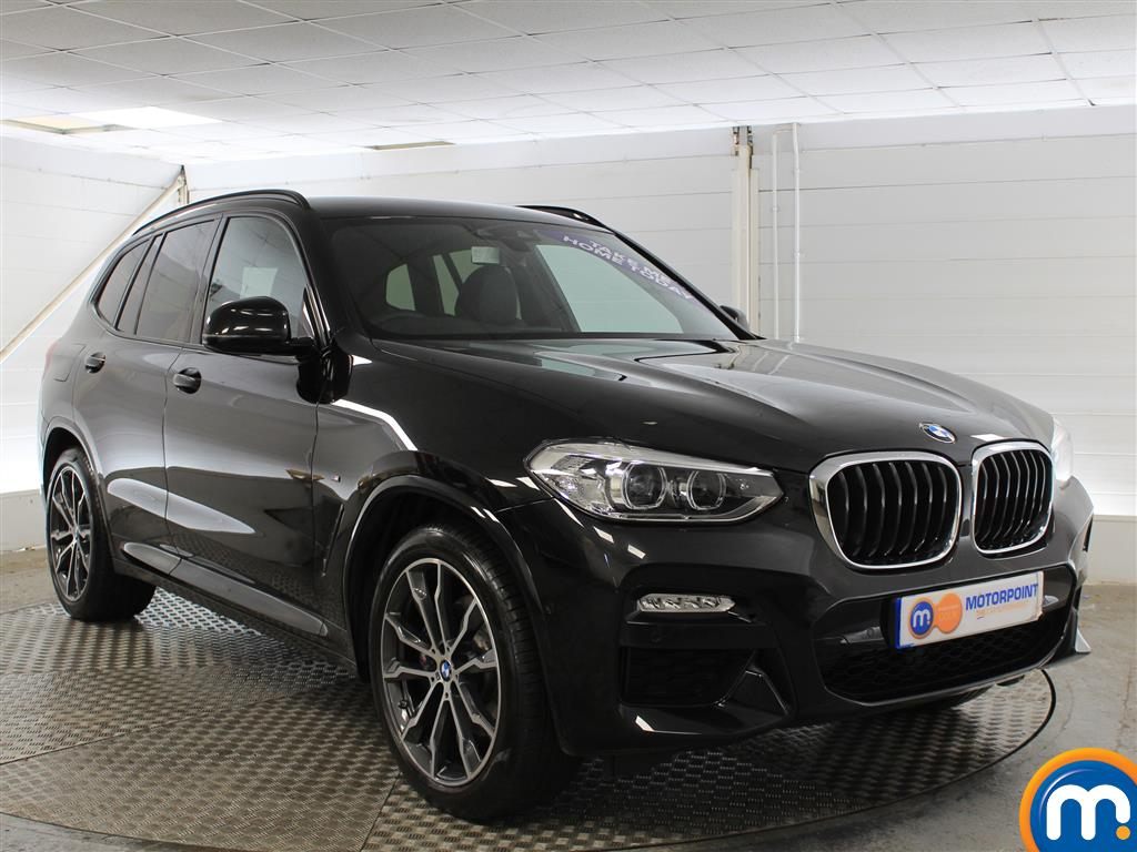 BMW X3 M Sport Automatic Diesel 4X4 - Stock Number (1015923) - Drivers side front corner