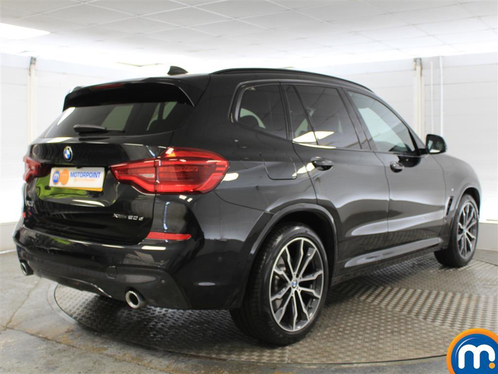 BMW X3 M Sport Automatic Diesel 4X4 - Stock Number (1015923) - Drivers side rear corner