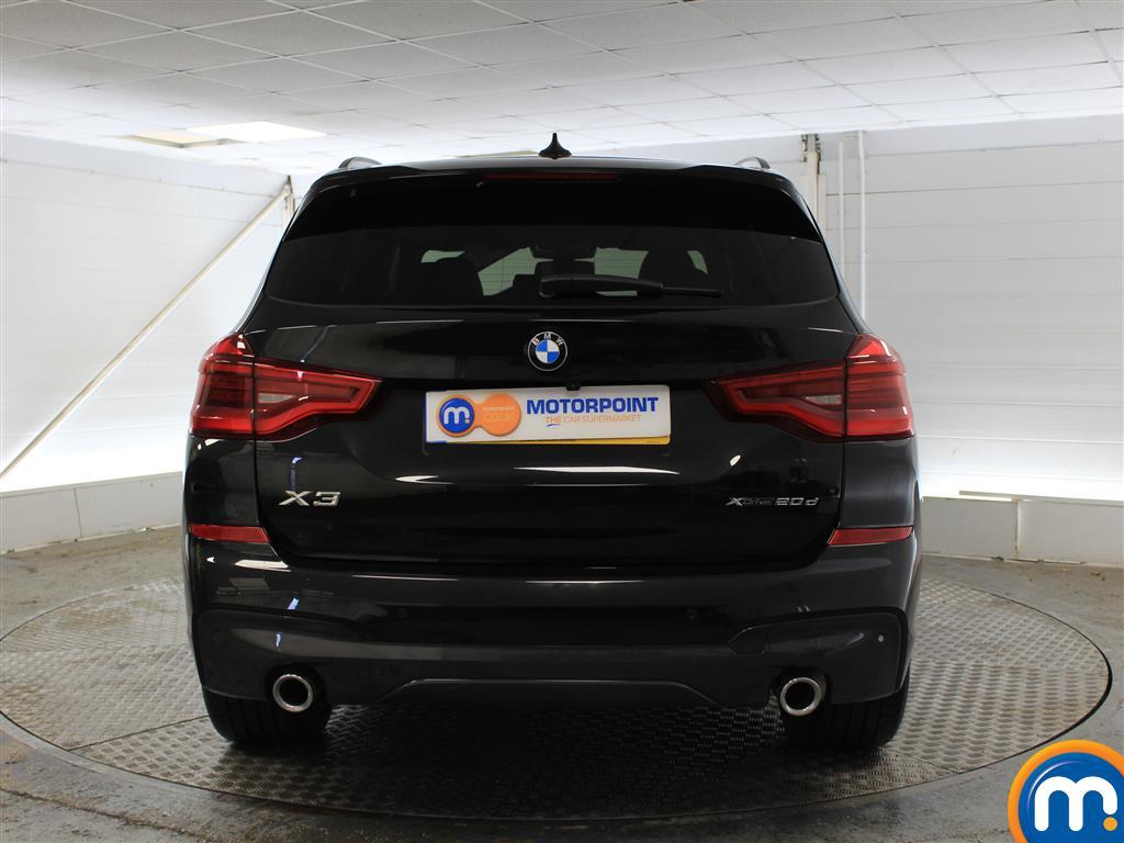 BMW X3 M Sport Automatic Diesel 4X4 - Stock Number (1015923) - Rear bumper