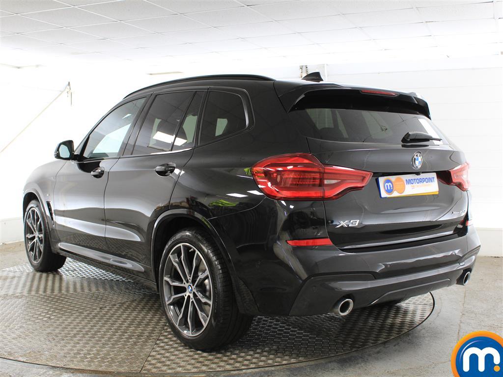 BMW X3 M Sport Automatic Diesel 4X4 - Stock Number (1015923) - Passenger side rear corner