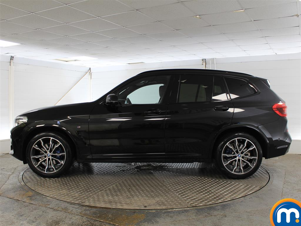 BMW X3 M Sport Automatic Diesel 4X4 - Stock Number (1015923) - Passenger side