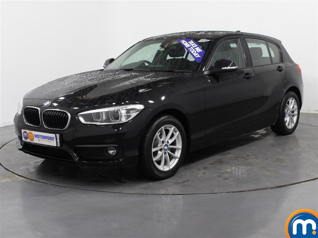 BMW 1 Series SE Business - Stock Number (1008669) - Passenger side front corner
