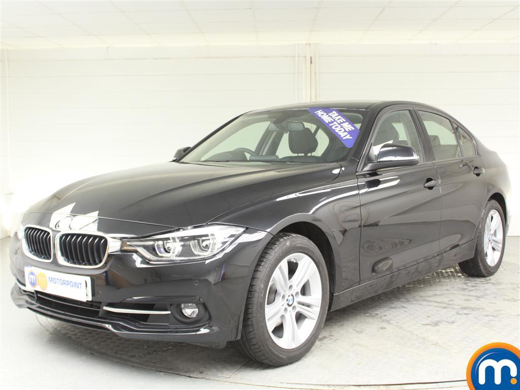 BMW 3 Series Sport - Stock Number (1009859) - Passenger side front corner