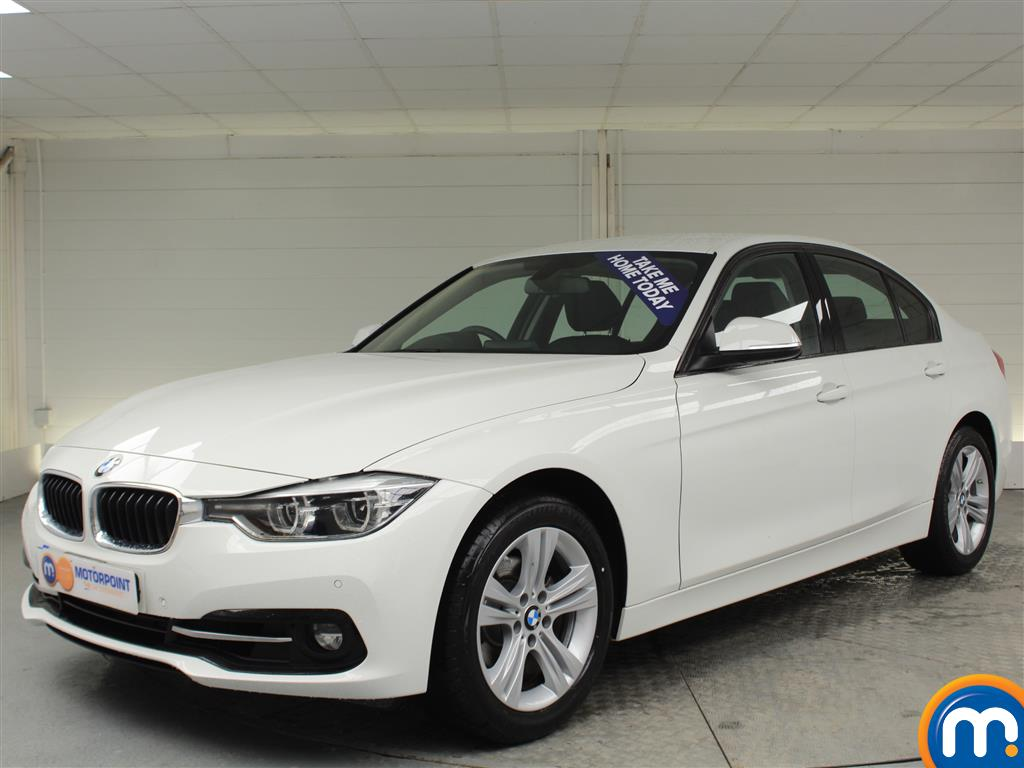 BMW 3 Series Sport - Stock Number (1011205) - Passenger side front corner
