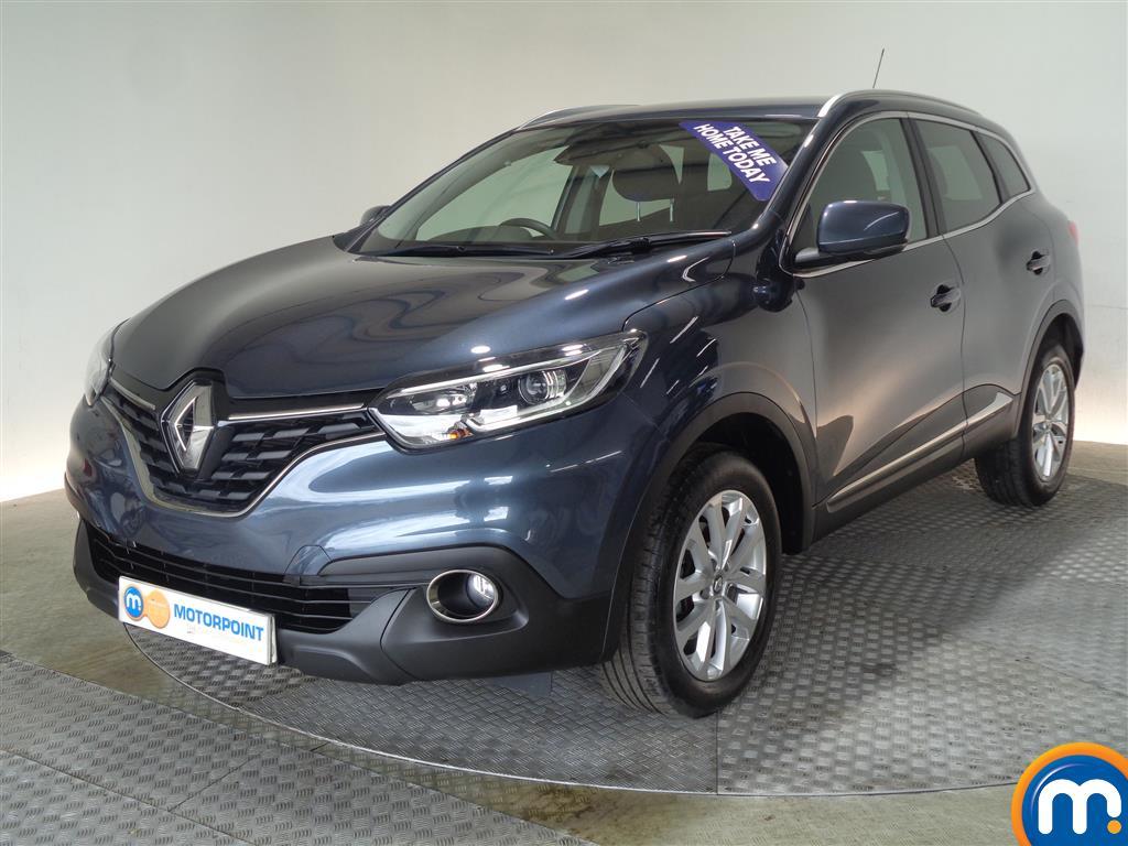 Renault Kadjar Dynamique Nav - Stock Number (1017247) - Passenger side front corner