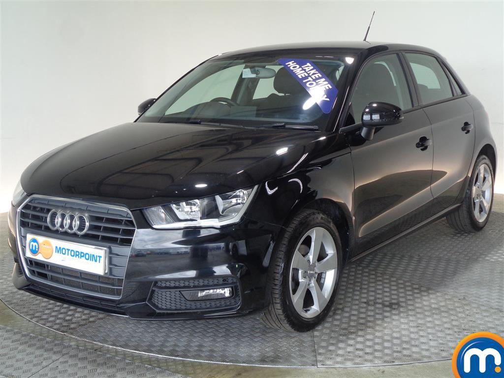 Audi A1 Sport - Stock Number (1017974) - Passenger side front corner