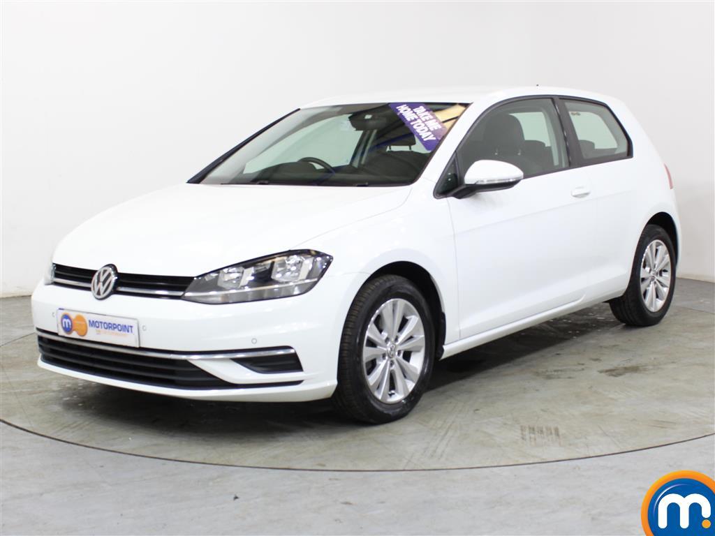 Volkswagen Golf SE - Stock Number (1010103) - Passenger side front corner