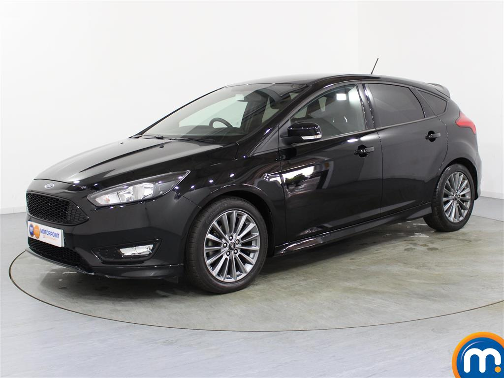 Ford Focus ST-Line - Stock Number (1000467) - Passenger side front corner
