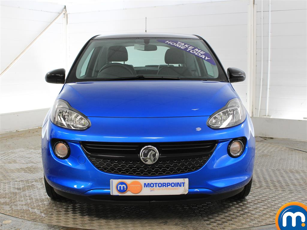 Vauxhall Adam Energised Manual Petrol Hatchback - Stock Number (1015657) - Front bumper