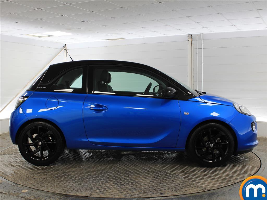 Vauxhall Adam Energised Manual Petrol Hatchback - Stock Number (1015657) - Drivers side
