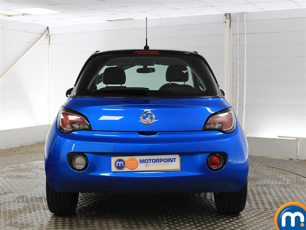 Vauxhall Adam Energised Manual Petrol Hatchback - Stock Number (1015657) - Rear bumper