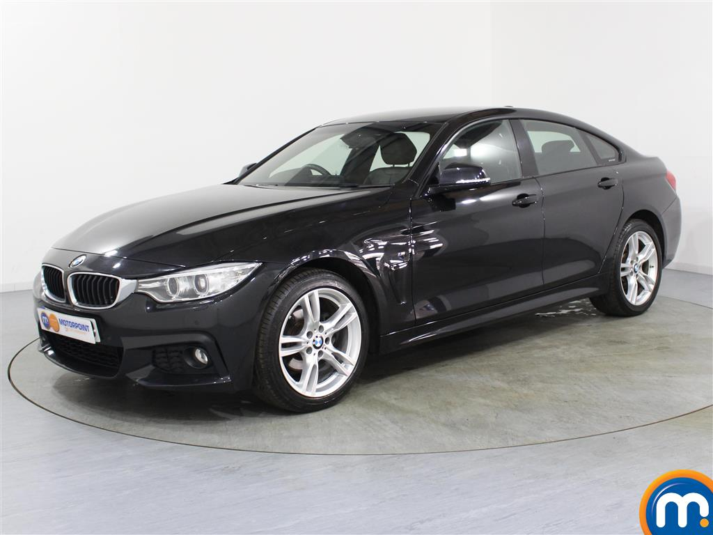 BMW 4 Series M Sport - Stock Number (996465) - Passenger side front corner