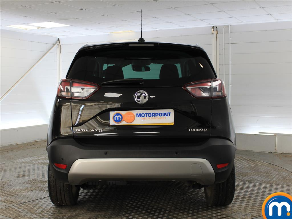 Vauxhall Crossland X Tech Line Nav Manual Diesel Estate - Stock Number (1001166) - Rear bumper
