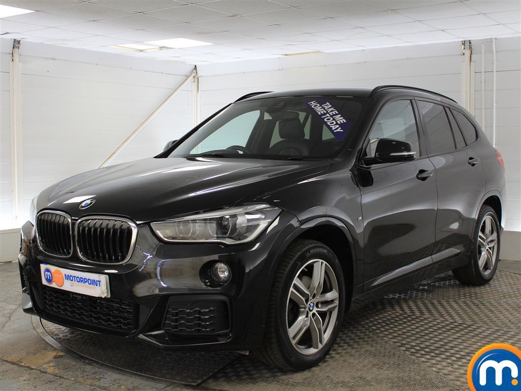 BMW X1 M Sport - Stock Number (1015555) - Passenger side front corner