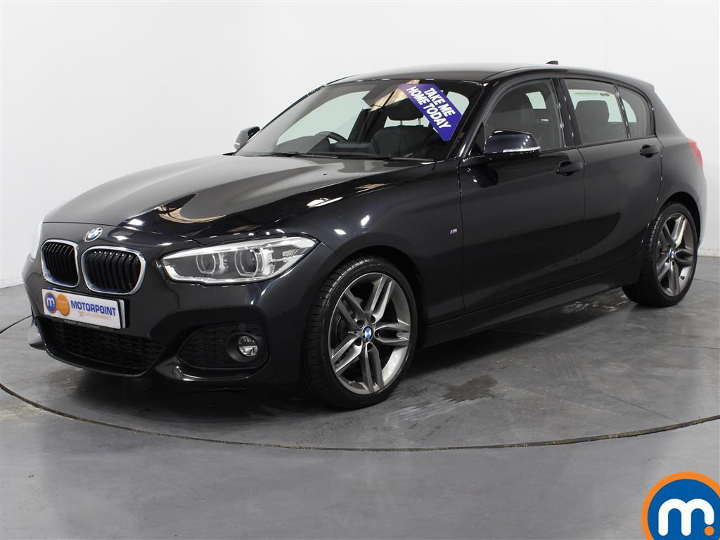 BMW 1 Series M Sport - Stock Number (1002267) - Passenger side front corner