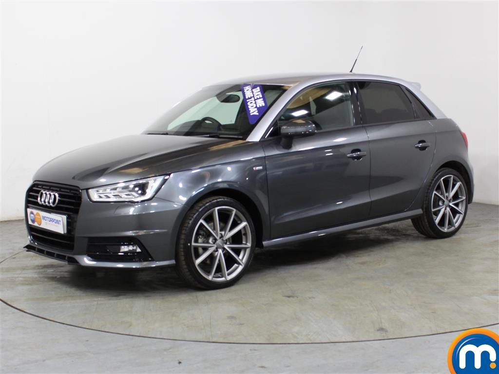 Audi A1 Black Edition Nav - Stock Number (1009954) - Passenger side front corner