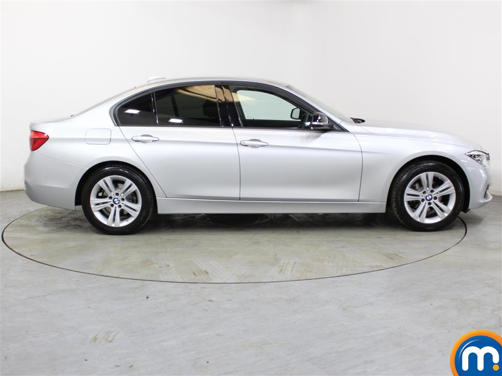BMW 3 Series Sport Automatic Petrol Saloon - Stock Number (1018153) - Drivers side