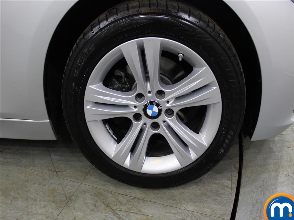 BMW 3 Series Sport Automatic Petrol Saloon - Stock Number (1018153) - 1st supplementary image