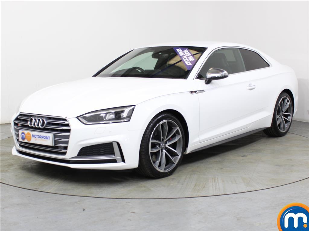 Audi A5 S5 - Stock Number (1010757) - Passenger side front corner