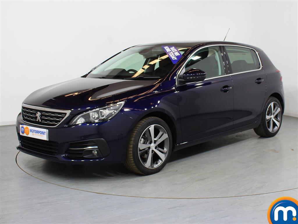 Peugeot 308 Allure - Stock Number (1010339) - Passenger side front corner