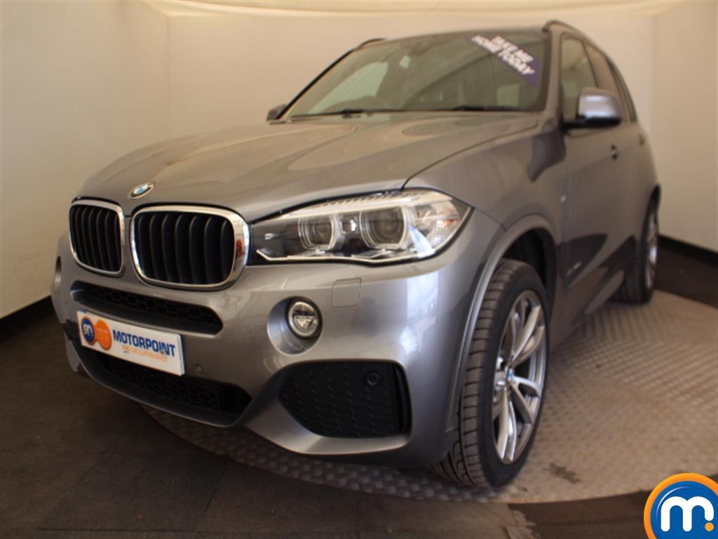 BMW X5 M Sport - Stock Number (1016749) - Passenger side front corner