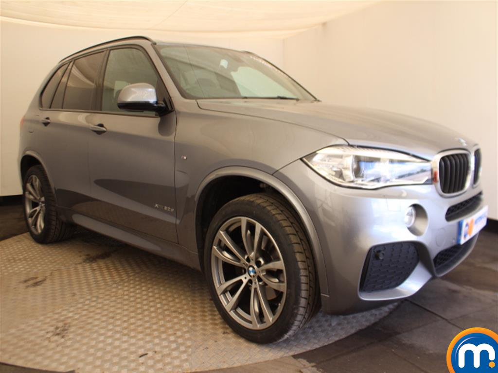 BMW X5 M Sport Automatic Diesel 4X4 - Stock Number (1016749) - Drivers side front corner