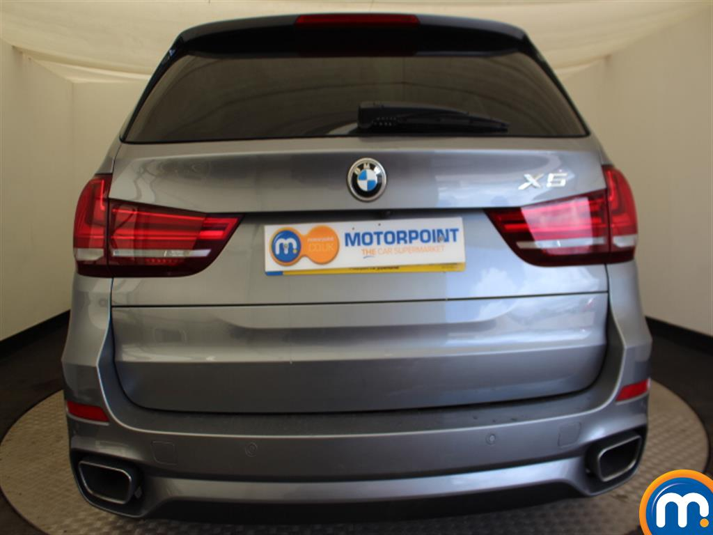 BMW X5 M Sport Automatic Diesel 4X4 - Stock Number (1016749) - Rear bumper