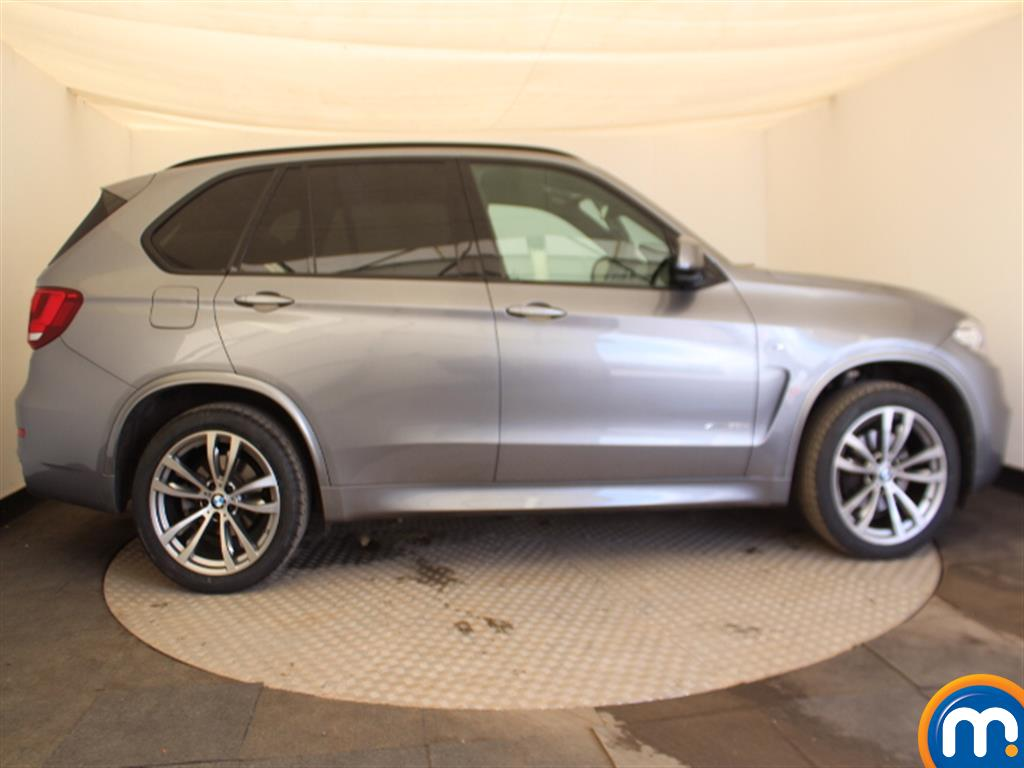 BMW X5 M Sport Automatic Diesel 4X4 - Stock Number (1016749) - Passenger side