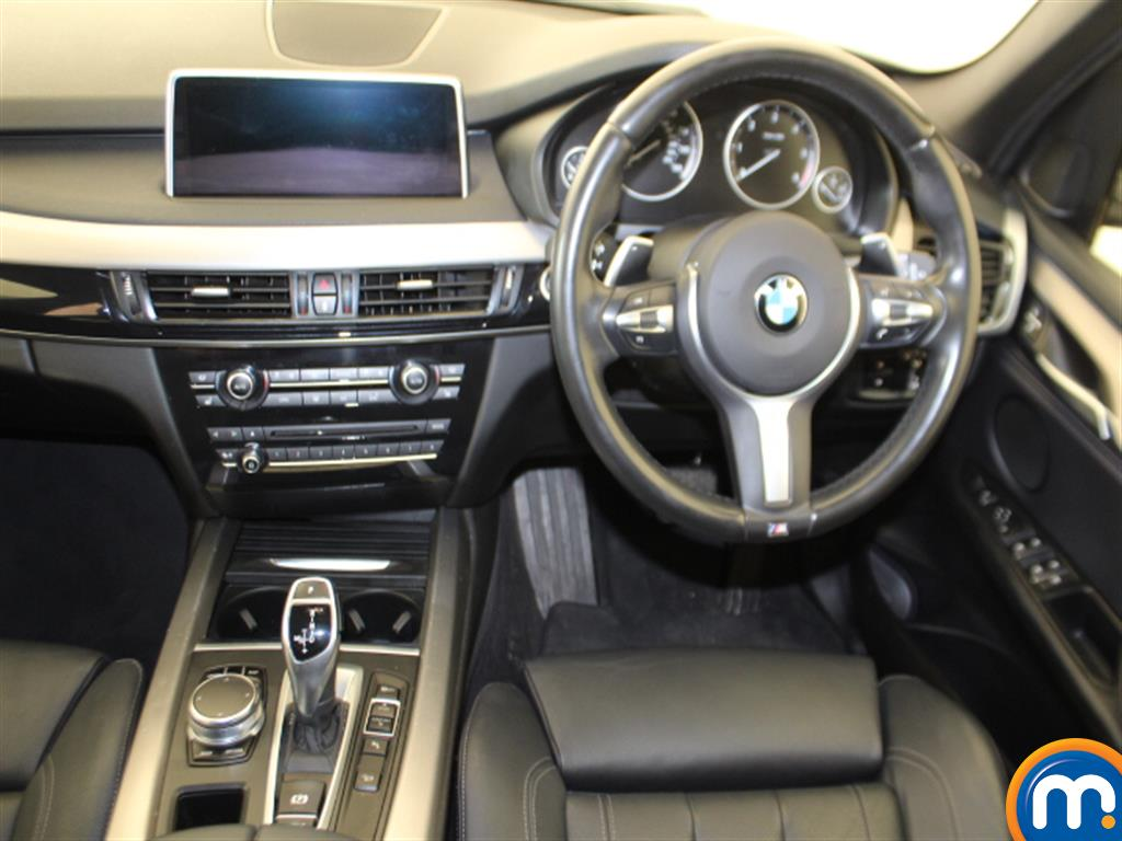 BMW X5 M Sport Automatic Diesel 4X4 - Stock Number (1016749) - 1st supplementary image