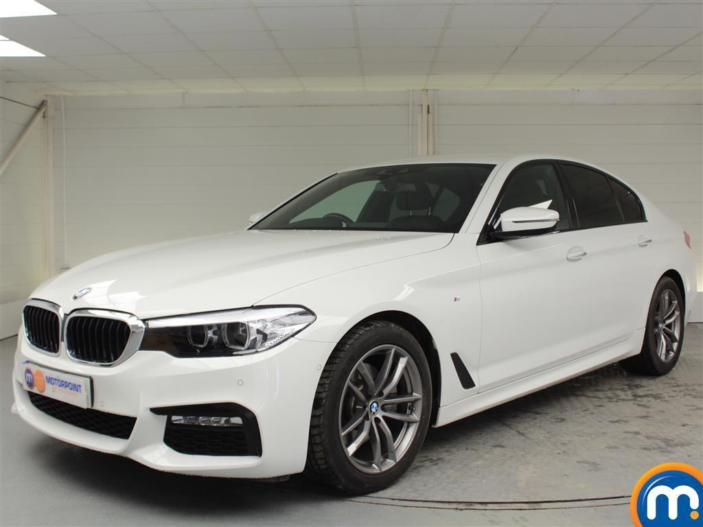 BMW 5 Series M Sport - Stock Number (1010582) - Passenger side front corner