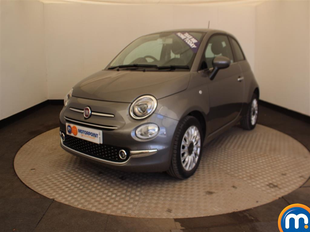 Fiat 500 Lounge - Stock Number (1017840) - Passenger side front corner