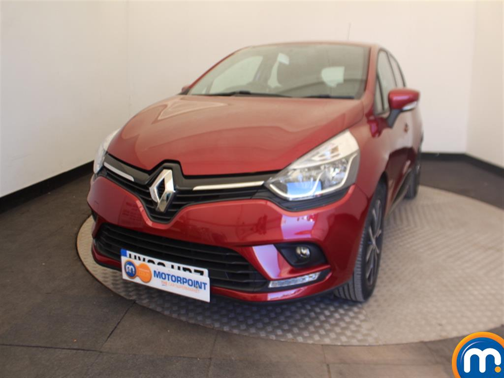 Renault Clio Play - Stock Number (1015760) - Passenger side front corner