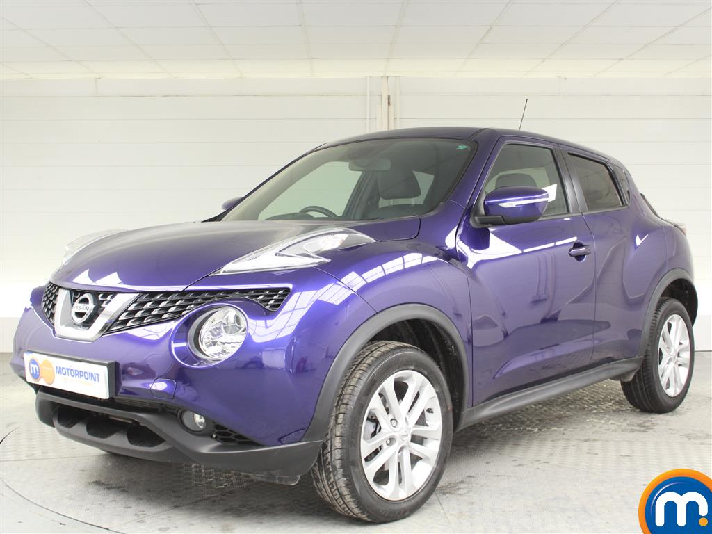 used or nearly new nissan juke nissan 1 5 dci n connecta. Black Bedroom Furniture Sets. Home Design Ideas