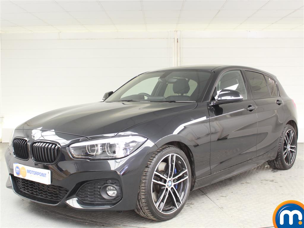 BMW 1 Series M Sport Shadow Edition - Stock Number (1005546) - Passenger side front corner