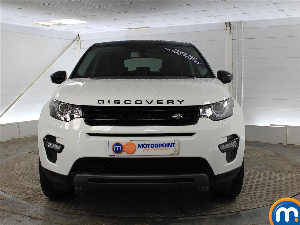 Land Rover Discovery Sport Hse Black Automatic Diesel 4X4 - Stock Number (1016250) - Front bumper