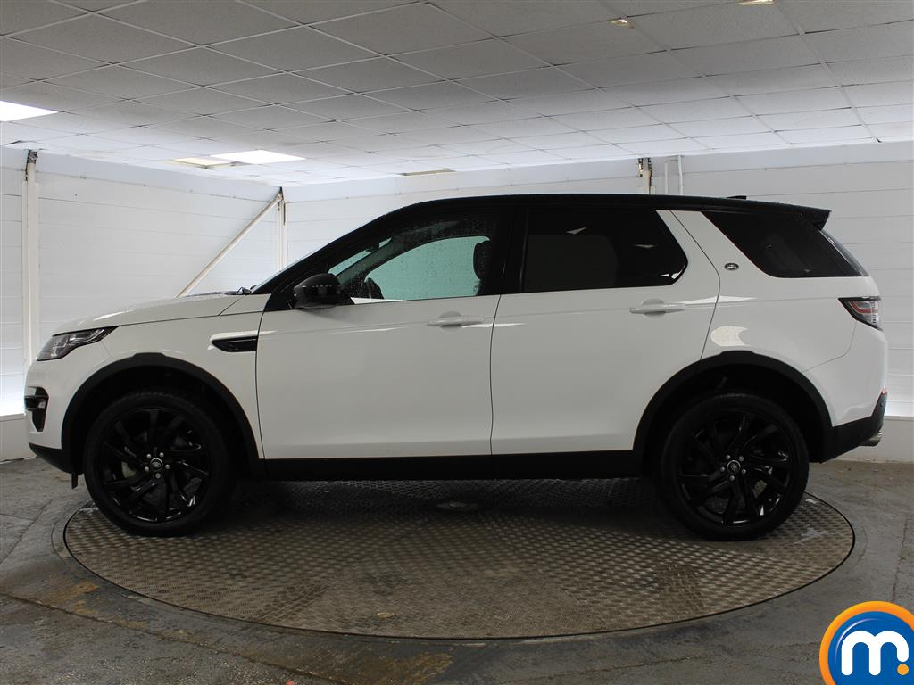 Land Rover Discovery Sport Hse Black Automatic Diesel 4X4 - Stock Number (1016250) - Passenger side