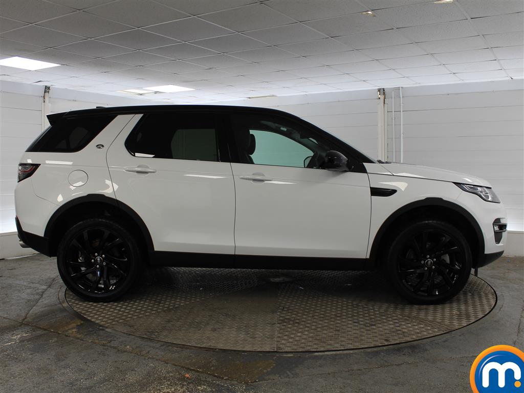 Land Rover Discovery Sport Hse Black Automatic Diesel 4X4 - Stock Number (1005749) - Drivers side