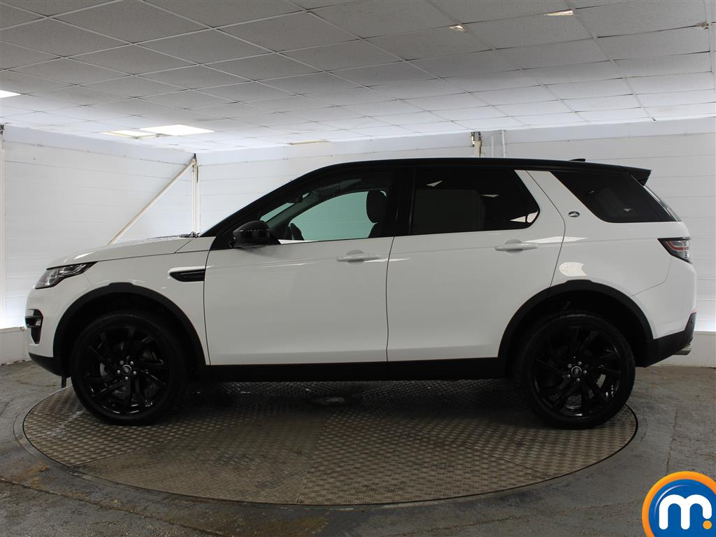 Land Rover Discovery Sport Hse Black Automatic Diesel 4X4 - Stock Number (1005749) - Passenger side